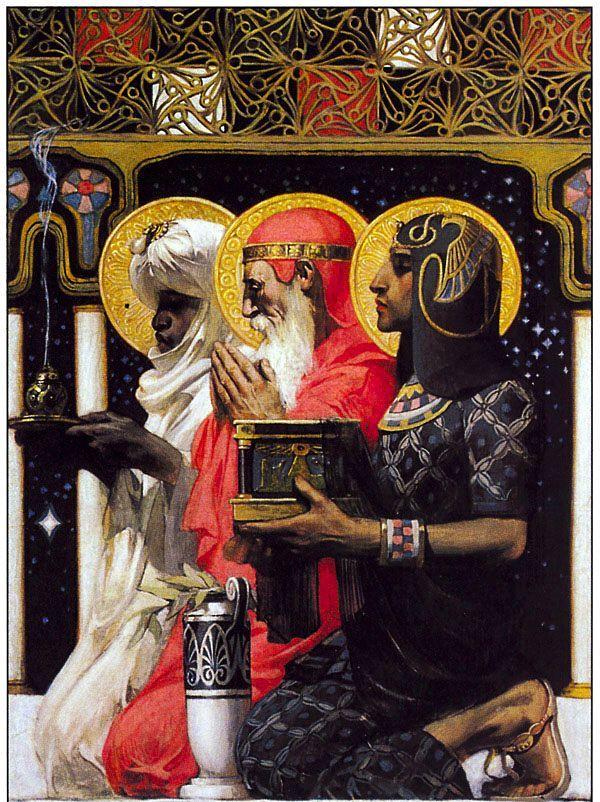 Oro incenso e mirra gli oli essenziali dell 39 epifania - Cosa portano i re magi ...